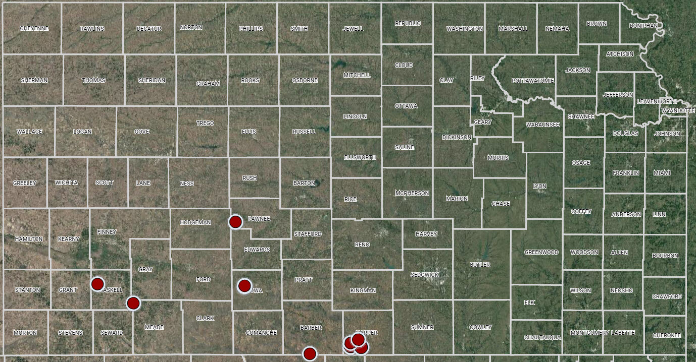 Kansas Oil and Gas Scorecards (July 2020)