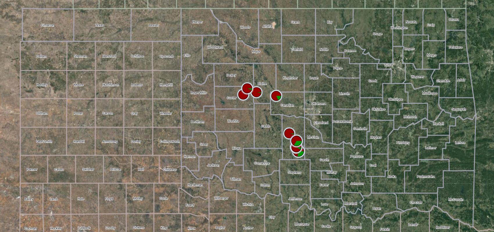 Oklahoma Oil and Gas Scorecards (August 2020)